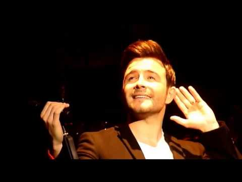 Shane Filan, Right Here Concert, Bournemouth, 2016