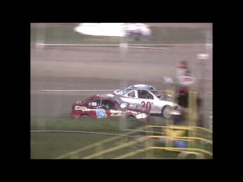 Eagle Raceway Sport Compact A Feature on 7-15-2017