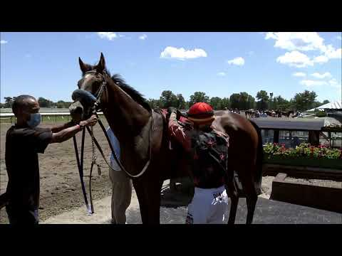 video thumbnail for MONMOUTH PARK 07-12-20 RACE 1
