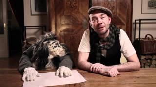 Herr Tischbein und Pascal Derhund - Eine ganz spezielle Nachricht