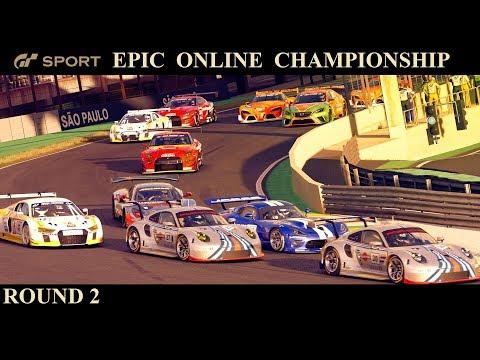 GT Sport - Epic Online Championship - Round 2/6