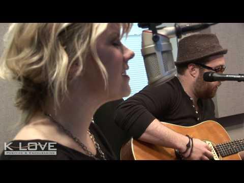 "K-LOVE - Natalie Grant ""In Better Hands"" LIVE"