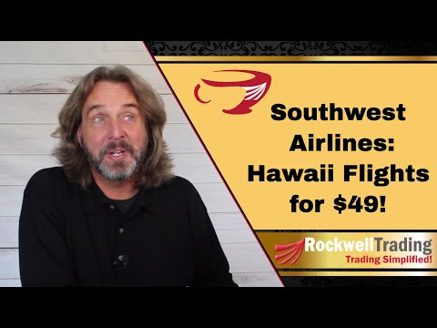 Southwest Airlines - Hawaii Flights For $49! - I'm In. Let's Book It!
