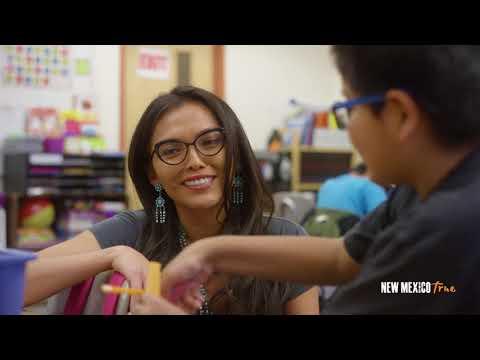 The New Mexico True Teacher-Leader Spotlight Video
