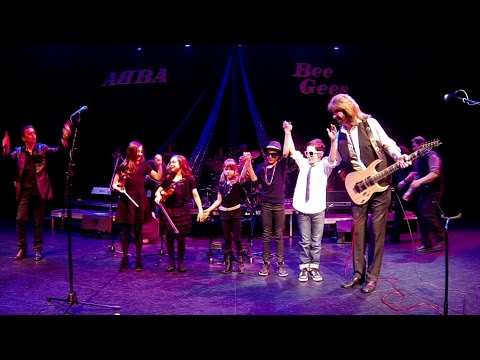 NIGHT FEVER feat. Young Fans (BURLINGTON PERFORMING ARTS CENTRE)