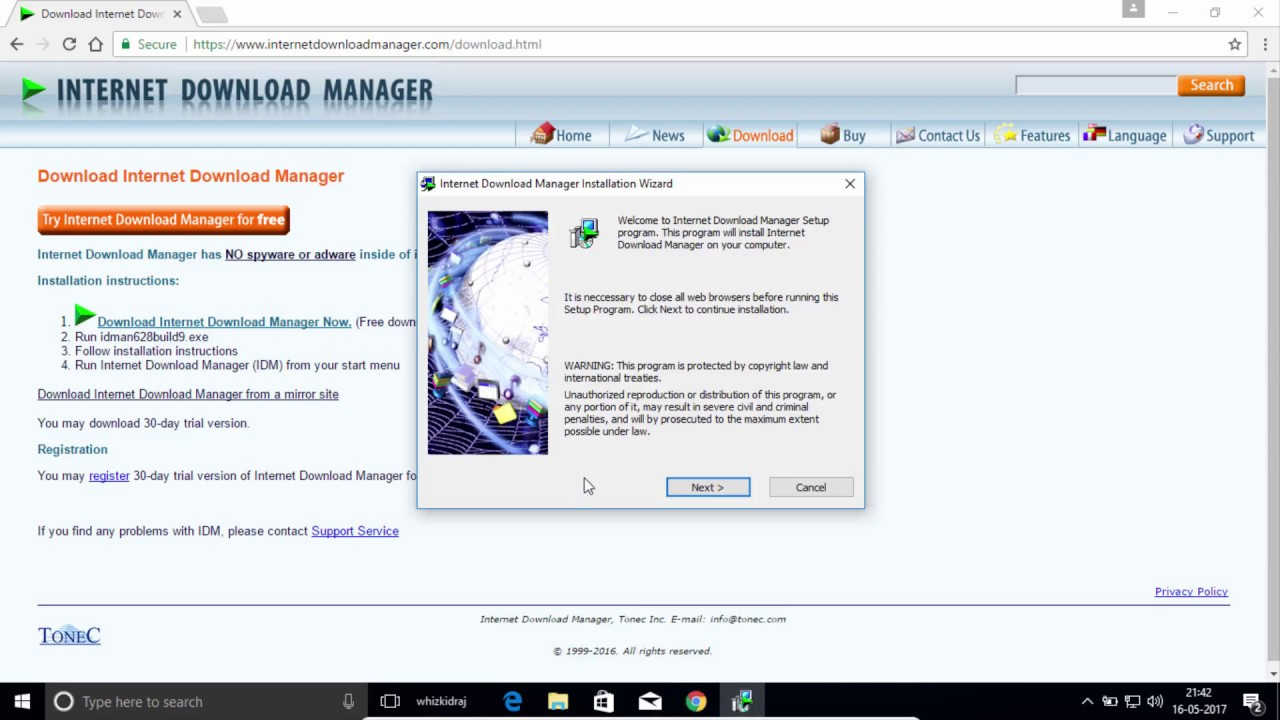 Review - Internet Download Manager (deep) (updated) Review