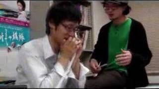 ダイゲイフィルムアワード2008 in Tokyoの広報チームが製作したショート...