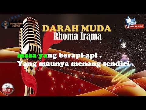 DARAH MUDA | Rhoma Irama Dangdut Karaoke