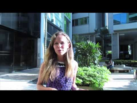 An Internship in Colombia - Finance Testimonial. Tosca's Experience