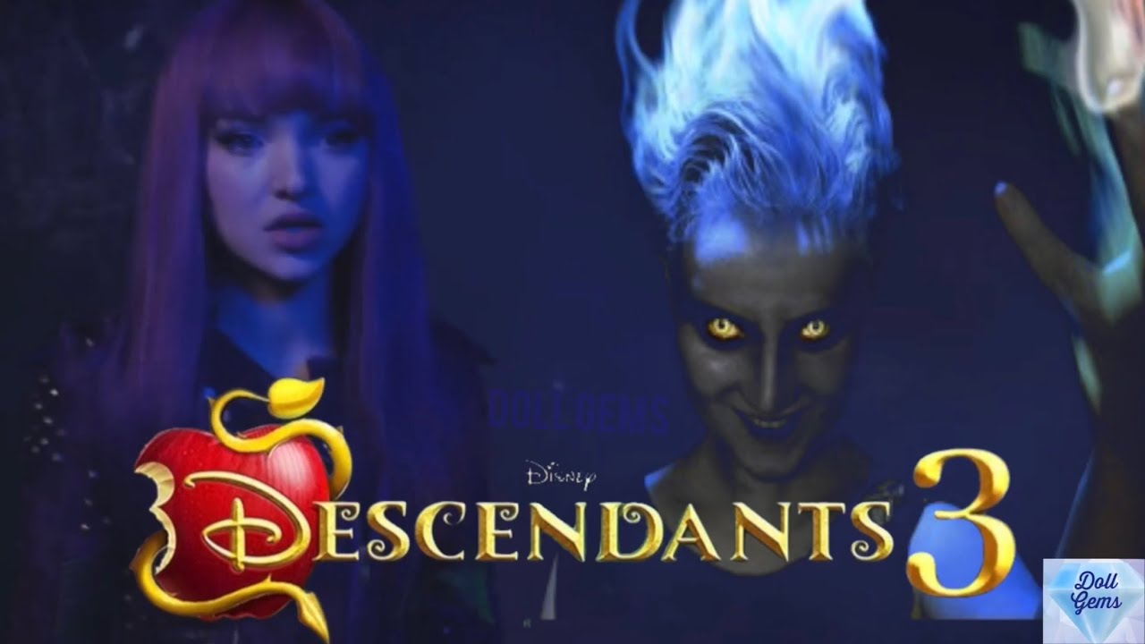 Hades Is Mal's Dad Descendants 3 Disney Theory Who Is