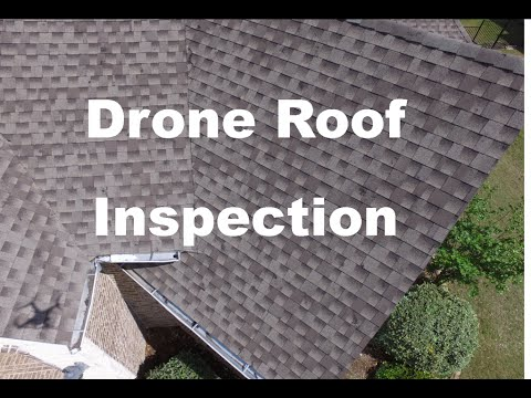 Drone Roof Inspection Company: Sly Dog Production