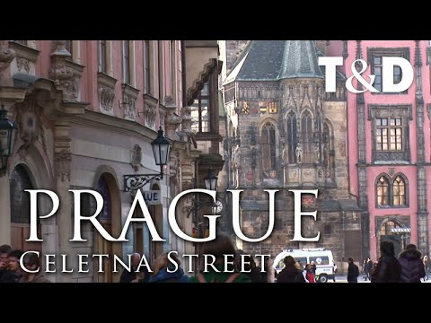 Prague Old Town City Guide: Celetnà Street - Travel And Discover
