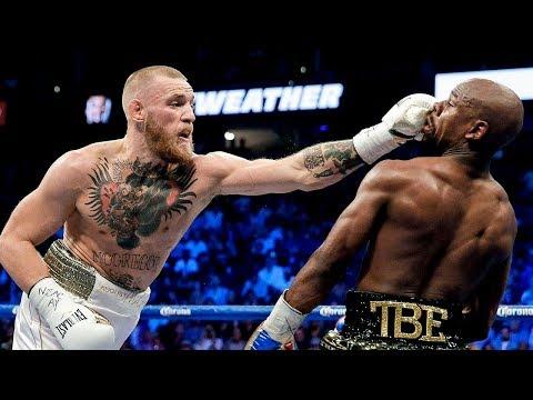 Бой Конор Макгрегор VS Флойд Мейвезер TKO / Conor McGregor VS Floyd Mayweather TKO