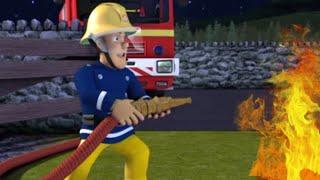 Le feu d'artifice | Sam le Pompier ⭐️ Nouvel épisode | Dessins animés | WildBrain