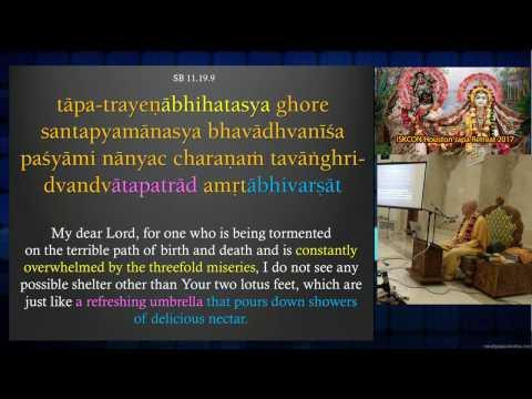 Romapada Swami: SB 11.19.9 - Back home, to our True Shelter - Part 1