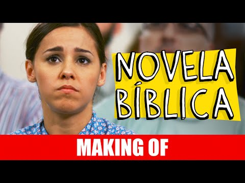 Making Of – Novela Bíblica
