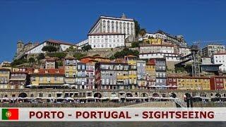 Porto – Portugal – City tour