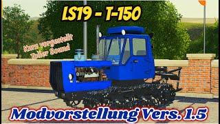 """[""""LS19´"""", """"Landwirtschaftssimulator´"""", """"FridusWelt`"""", """"FS19`"""", """"Fridu´"""", """"LS19maps"""", """"ls19`"""", """"ls19"""", """"deutsch`"""", """"mapvorstellung`"""", """"LS19 T 150"""", """"FS19 T 150"""", """"T 150""""]"""