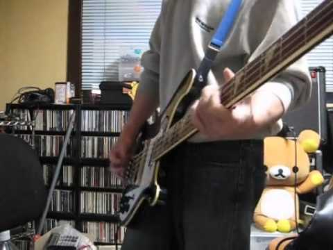 Toys In The Attic Aerosmith Bass Cover Youtube