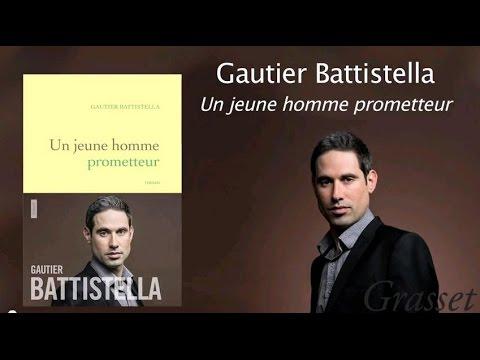 Interview de Gautier Battistella à propos de son premier roman - Rentrée littéraire 2014