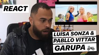 Baixar Luísa Sonza, Pabllo Vittar - Garupa REACT | REAÇÃO