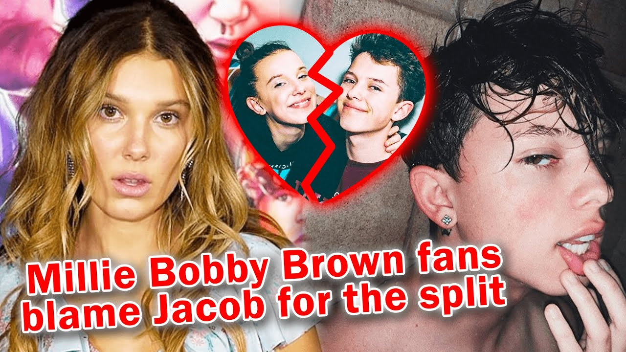 The Real Reason Jacob Sartorius and Millie Bobby Brown Broke Up