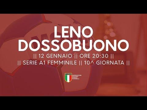Serie A1F [10^]: Leno - Dossobuono 24-24
