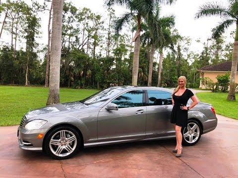 SOLD! 2013 Mercedes-Benz S400 Hybrid Review w/MaryAnn For Sale By: AutoHaus of Naples
