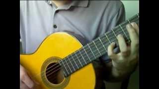 Metamorphosis II (Escape) - Philip Glass - solo guitar