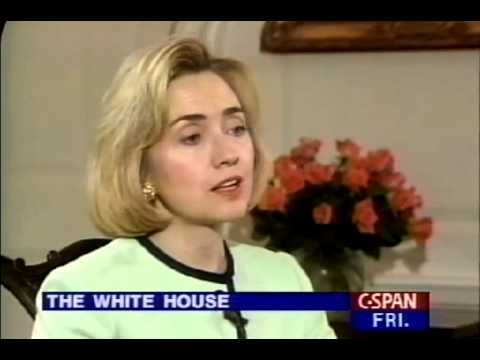 08 12 1994 Hillary Clinton crime bill