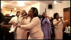 Fight in Church - Jacksonville FL