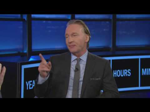 Real Time with Bill Maher: Interview with Frank Luntz - July 15, 2016 (HBO)