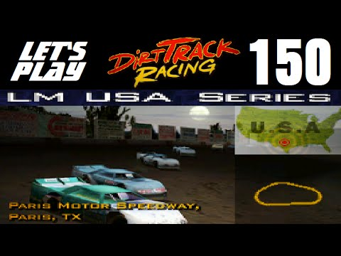 Let's Play Dirt Track Racing - Part 150 - Y11R22 - Paris Motor Speedway