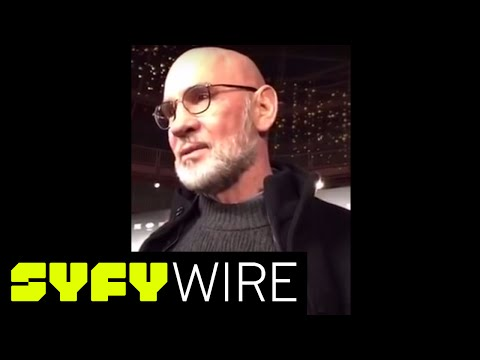 Mitch Pileggi Talks about The X-Files Return - Celebrity Interview | SYFY WIRE