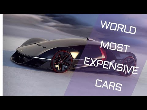 Top 5 World Most Expensive Cars | All Information And Facts