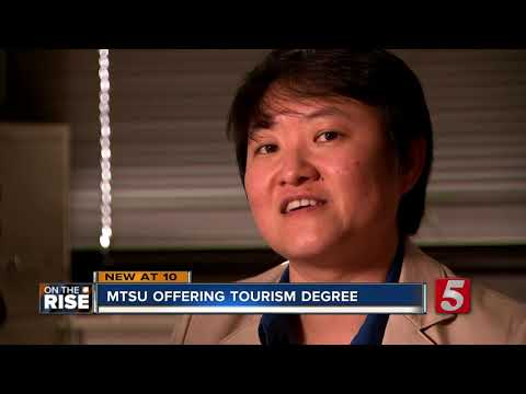 MTSU offers new Tourism and Hospitality Management Degree