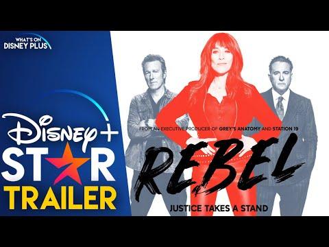 Rebel | Disney+ Star Original Trailer