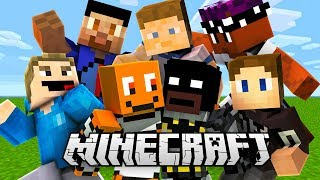 SIDEMEN PLAY MINECRAFT (Minecraft SIDECRAFT #1)