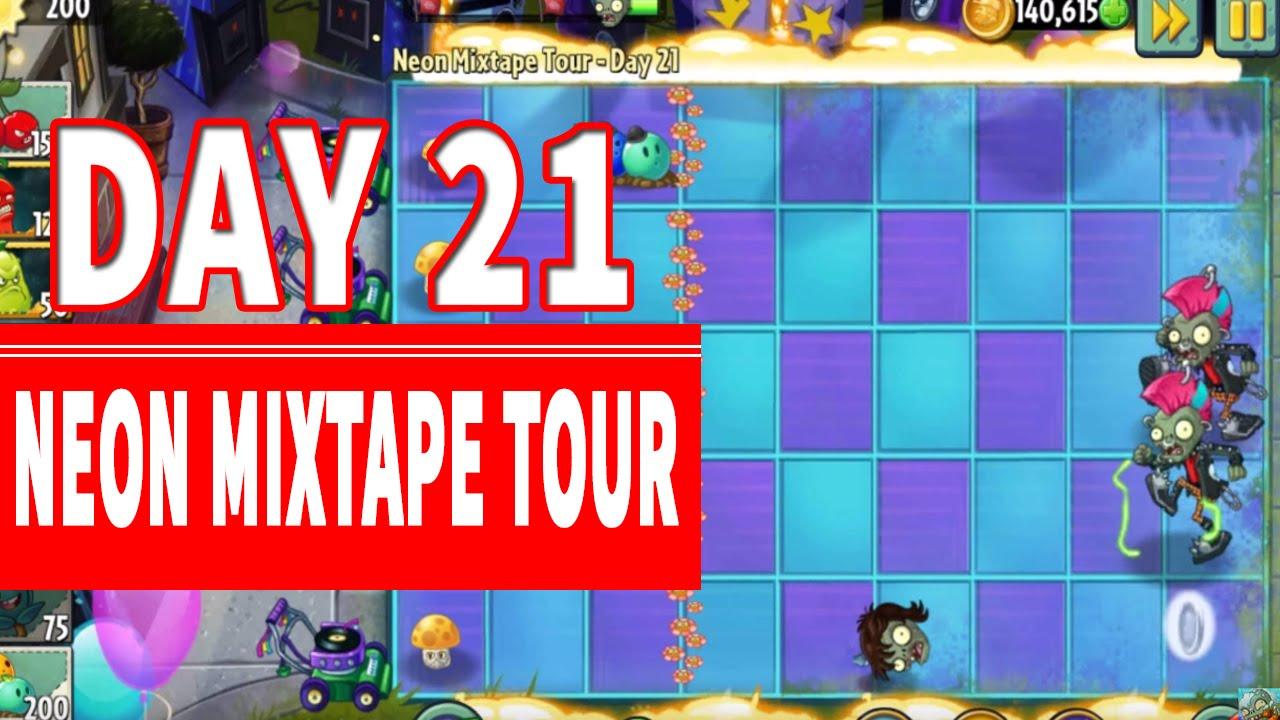 Neon Mixtape Tour Day