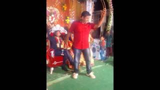 Erra jenda erra janda song dance by samba shiva from vemulavada