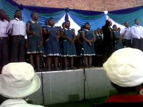 Umbhedesho- The Mighty Oh! Lord Singers