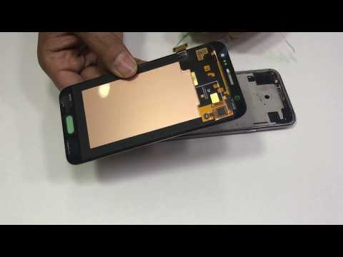 how to change the screen samsung 245bw