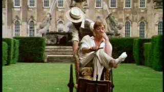 Charles and Sebastian Alone in Brideshead