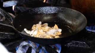 Chicken Marsala With Wild Mushrooms