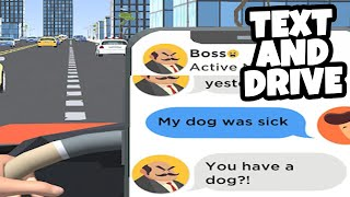 Text and Drive Game screenshot 3
