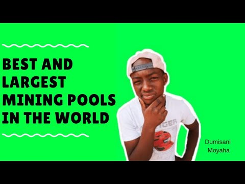 The Best And Largest Bitcoin Mining Pools For Making Money