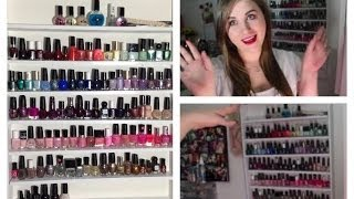 Diy Wooden Nail Polish Rack Without Back!