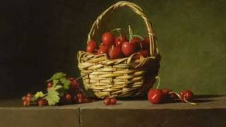 Still life(nature morte :fruit and berry) best music from 70th