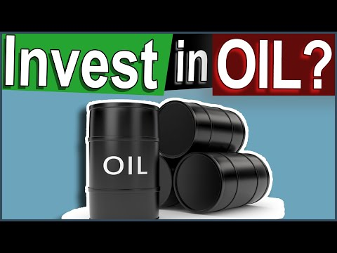 What's Happening with Oil? – How to Make Money with Oil Price Going Up