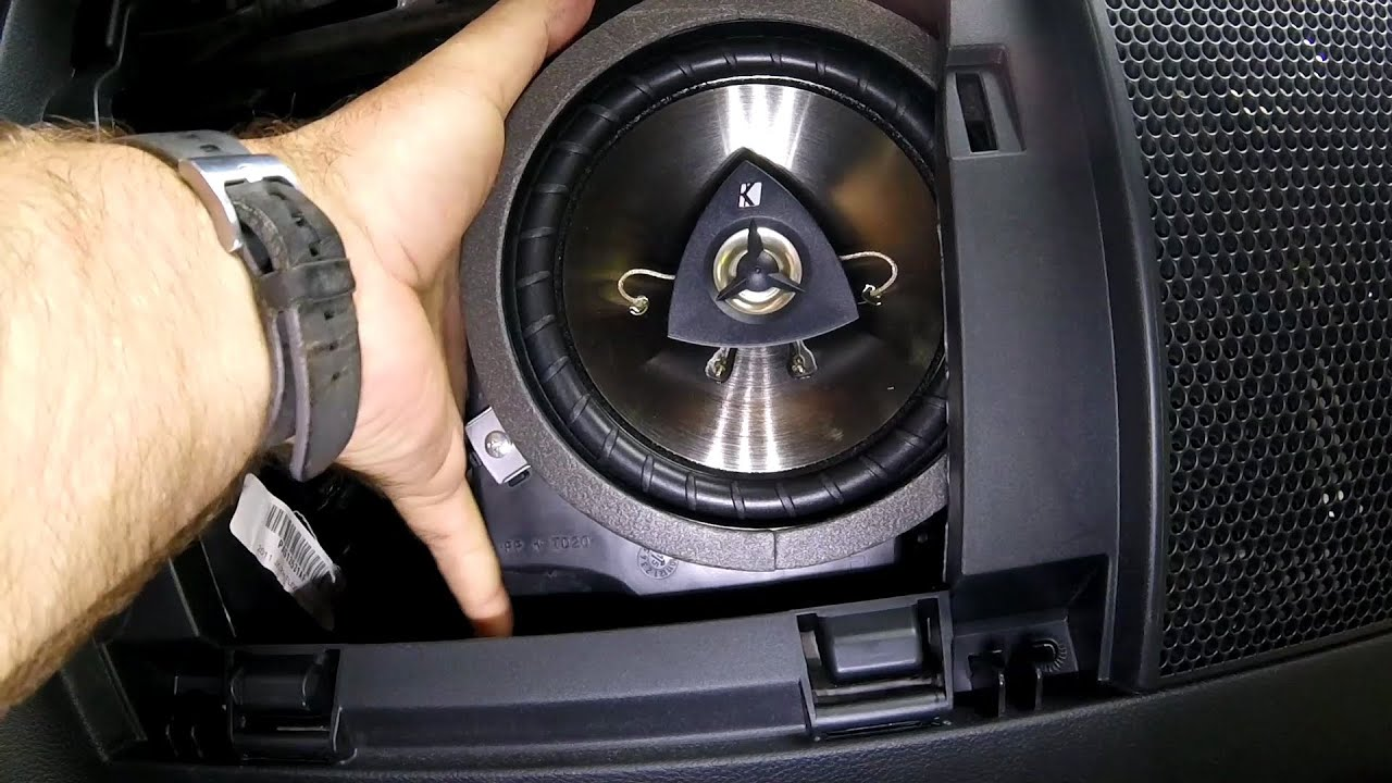 maxresdefault episode 147 jeep wrangler kicker speaker upgrade kit youtube  at soozxer.org